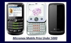 Micromax mobiles below 5000 http://latest.com.co/micromax-mobile-price-below-5000.html