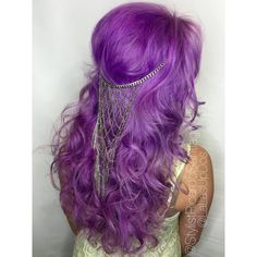 Lavender/Lilac Fairy :   Styled by: @lalasupdos... - FY Hair Colors