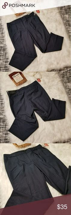 🌻🌺🌻WORTHINGTON NWT DRESS PANTS/TROUSERS!! WORTHINGTON NWT DRESS PANTS/TROUSERS!! Size 8. Retail $55. No flaws. Picture of design taken up close. Posh Ambassador, buy with confidence! Check out my other items to bundle and save on shipping! Offers welcome. I ship same or next day!    Inventory #PA30 Worthington Pants Trousers