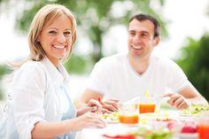 8 abitudini per perdere peso a tavola