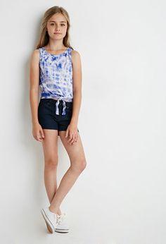 Classic Denim Shorts (Kids) | Forever 21 girls - 2000134069