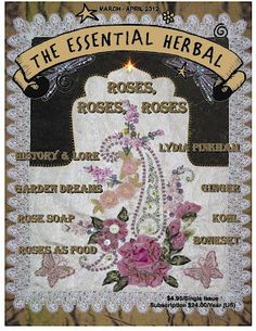 The Essential Herbal Magazine is by, for, and about herbie people and the things they love – herbs! You can subscribe at essentialherbal.com