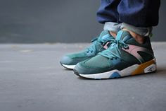 "PUMA x size? Blaze of Glory ""Wilderness"" Available at CNCPTS for $145"