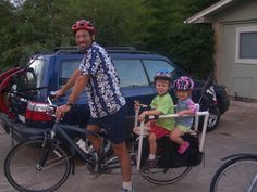 Get Outdoors - Finding A Way: Build Your Own 'Xtracycle Mini-Van' - Getoutdoors.com Outdoor Blog