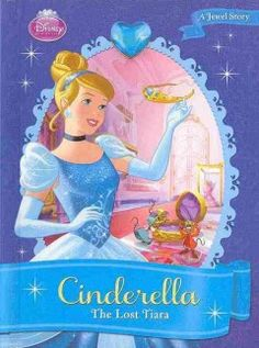 J SERIES DISNEY. When a palace messenger brings word that Cinderella's new grandmother-in-law is coming to visit, everyone in the castle scrambles to prepare for her arrival. Cinderella wants everything to be perfect for her first royal guest! As a special surprise, Cinderella decides to wear the beautiful tiara that Grandmama sent as a wedding gift.