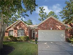 $185,000  39 Misty Canyon Place, The Woodlands TX 77385
