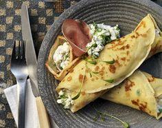 Kresse-Omeletten - Rezeptdatenbank - Swissmilk