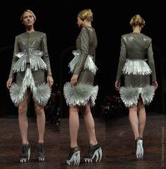 Iris van Herpen, Haute Couture Spring Summer 2012.  © Christopher Macsurak/WikiCommons