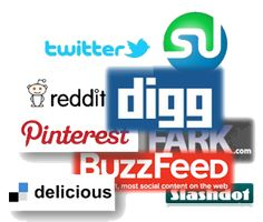New List Of 102 Featured Social Bookmarking Sites