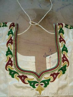 Wedding Saree Blouse Designs, Best Blouse Designs, Simple Blouse Designs, Silk Saree Blouse Designs, Embroidery Works, Simple Embroidery, Peacock Embroidery Designs, Hand Work Blouse Design, Maggam Work Designs