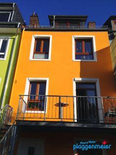 Dämmung Schadhaft: Fachgerechte Überarbeitung Und Fassadengestaltung In  Findorff