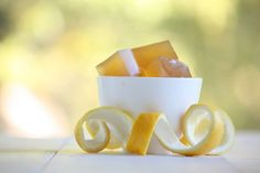 Probiotic Infused Lemon Jello | The Mommypotamus | #jello #probiotics #guthealth