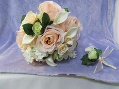 Calla's and Roses