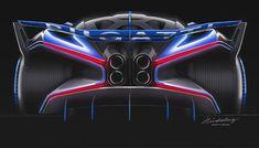 Bugatti Concept, Concept Cars, Car Design Sketch, Car Sketch, Circuit Du Mans, Cool Car Drawings, Bugatti Cars, Bugatti Motor, Futuristic Motorcycle