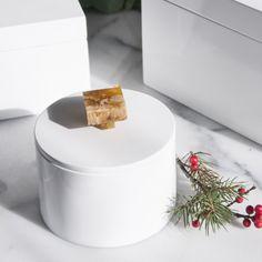 Clara Lacquer Small Decorative Box