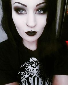 1469 Best Goth Makeup images in 2019  48a7847cafac