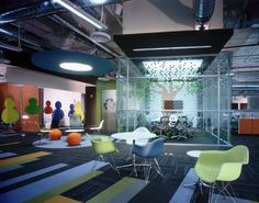 MSN Modern Office Space   Designed by SPACE