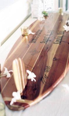UPCYCLING : 10 idées pour recycler sa planche de surf