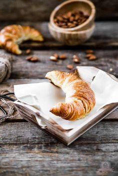 almond cream croissant