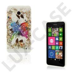 Westergaard (Farvet Sommerfugl) Nokia Lumia 630 / 635 Cover