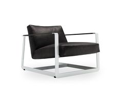 Gaston armchair by Poliform | Lounge chairs