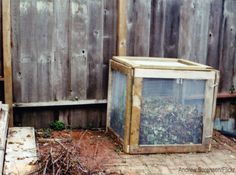 From space constraints to foul odors, composting in the city isn't easy, so take matters into your own hands.