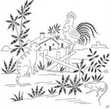 Free printable embroidery patterns hand embroidery pattern embroidery patterns for fables more of these from the antique pattern library dt1010fo