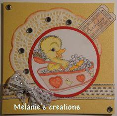 Melanie's Creative World: August 2012