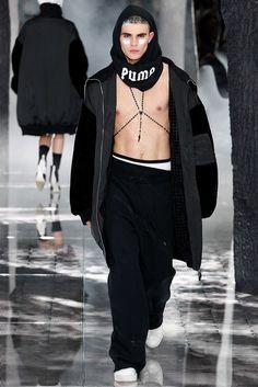 Fenty Puma by Rihanna Fall/Winter 2016/17 - New York Fashion Week