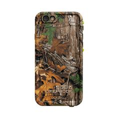Realtree Camo iPhone 6 Case from LifeProof | LifeProof