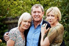 The legendary star of Bergerac and Midsomer Murders, on fans that go too far, his down-to-earth family, and why he won't be retiring any time soon… British Men, British Actors, American Actors, Detective Series, Mystery Series, British Tv Comedies, Jackie Gleason, Bbc Tv Shows, Midsomer Murders