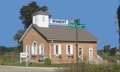 Cherry Creek Winery, Brooklyn, Michigan...awesome Cranberry Wine!