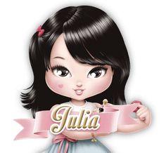Resultado de imagem para personagem julie