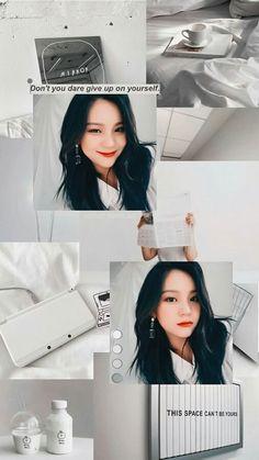 Lock Screen Wallpaper, Bts Wallpaper, Iphone Wallpaper, Wallpaper Ideas, Gfriend Sowon, Girl Korea, G Friend, Kpop, You Gave Up
