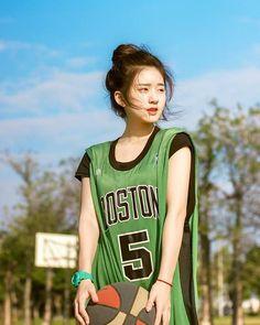 Pretty Korean Girls, Cute Korean Girl, Cute Asian Girls, Cute Girls, Beautiful Girl Makeup, Beautiful Chinese Girl, Ullzang Girls, Prity Girl, Girl Korea