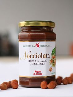Rigoni di Asiago Nocciolata Organic Chocolate Hazelnut Spread: What Hit My Desk Today : See what the SELF Web Team thinks of the wonky, wacky, wonderful and crazy stuff that comes our way. #SelfMagazine
