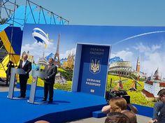 Poroshenko: Today each Ukrainian can drink coffee in Bratislava, depart loukosty to Warsaw or visit the Vienna opera