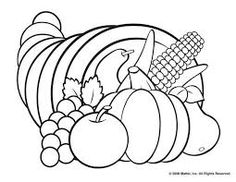 Free Printable Thanksgiving Coloring Book Pages