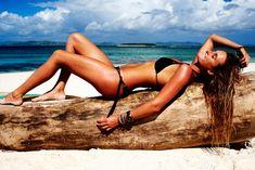 Bikini Bod Tips From Alana Blanchard | Goldfish Kiss