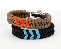 Fishtail paracord bracelet Paracord fishtail bracelet by lililio