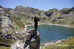 Asturias. Picos de Europa. Lagos