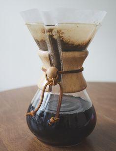 La Colombe Coffee Roasters - Chemex Coffeemaker 6 Cup