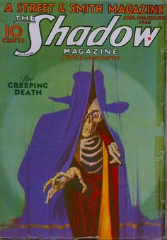 The Shadow Magazine - January 1933 - illustrated by George Rozen - by matthewkirscht on Flickr