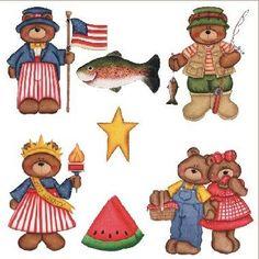 figuras urso - Loide Figuras - Picasa Web Albums
