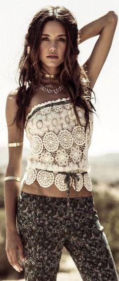 ☮ Bohemian Style ☮
