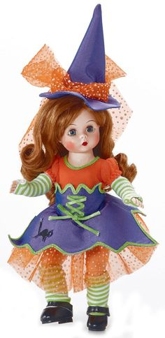 Madame Alexander – I'll Put a Spell on Boo! Doll
