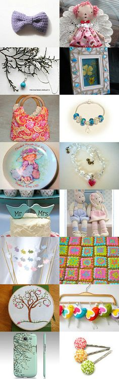 Something Everyone Can Love by Stephanie Allred on Etsy--Pinned with TreasuryPin.com