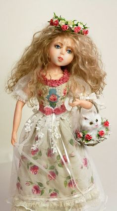 Art doll by Татьяна Мартюк