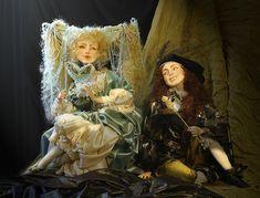 dolls by Elena Mikhailova