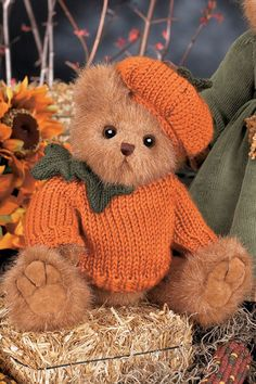 Pippin Pumpkinseed by Bearington [available at www.kozyclutter.com]